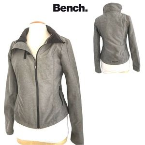 Bench double zip jacket Sz M/8